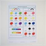 Värvide segamise õpetus