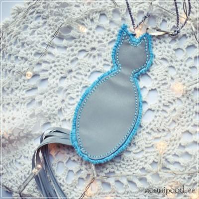 Helkur, sinine sabaga KASS